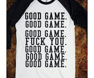 funny, games, and shirt image