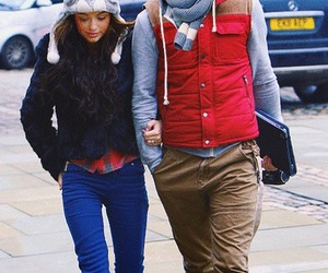 cher lloyd and Harry Styles image