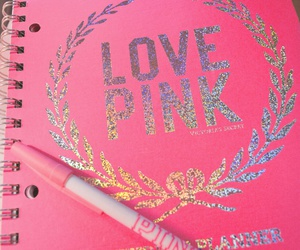 girly, pink, and Victoria's Secret image