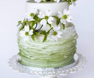 birthday, flowers, and green image