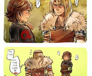 astrid, dreamworks, and httyd image