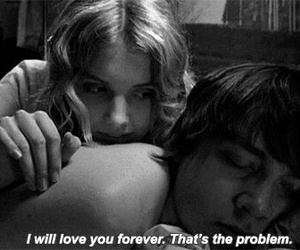 forever, skins, and love image