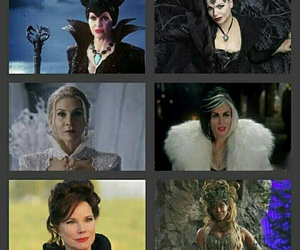 ingrid, once upon a time, and regina image