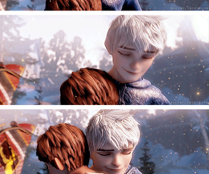 dreamworks, jack frost, and snow image