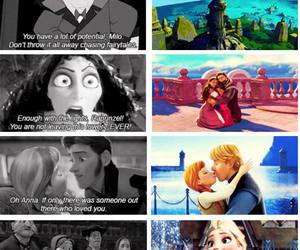 anna, dreams, and rapunzel image