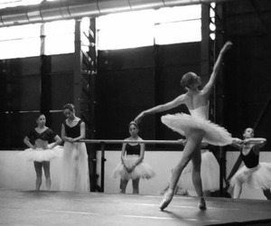 ballet, studio, and dance image