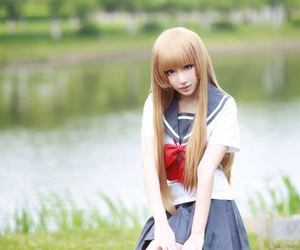 fashion, zetsuen no tempest, and cute anime girl cosplay image