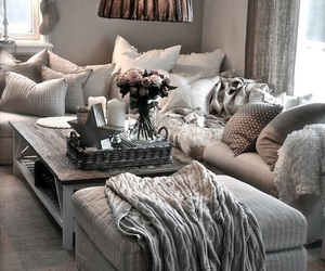 beige, cozy, and inspiration image