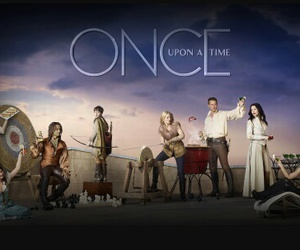 once upon a time, belle, and snow white image