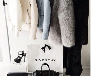 fashion, Givenchy, and chanel image