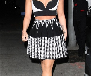 demi lovato, demi, and outfit image