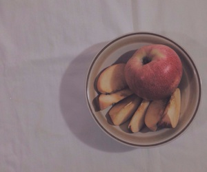 apple, healthy foods, and delicious image