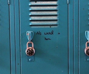 weed, grunge, and school image