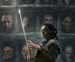 arya stark, game of thrones, and arya image