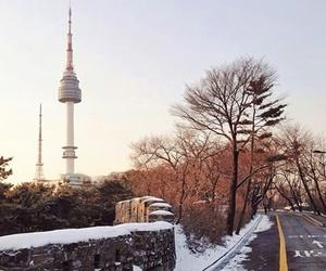 beautiful, korea, and seoul image