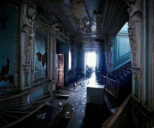 abandoned, alone, and beautiful image