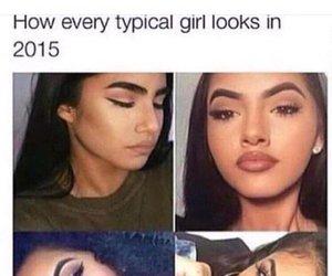 girl, funny, and 2015 image