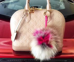 fur, Louis Vuitton, and alma image