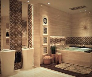 bathroom, home ideas, and inspiration image