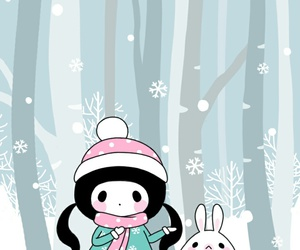 cute and winter image