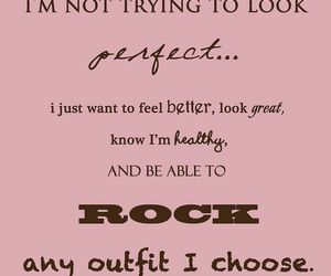 fitness, fit, and quotes image