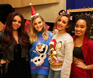 christmas and little mix image
