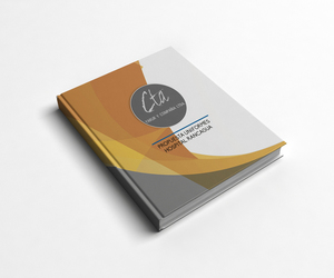brochure, imagen corporativa, and marjorie reyes image