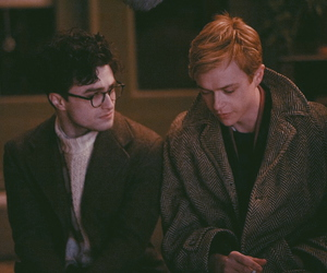 kill your darlings, daniel radcliffe, and dane dehaan image