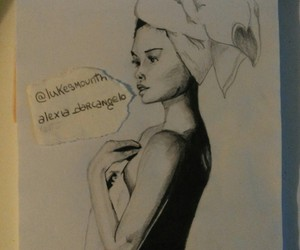 draw, pencil, and selenagomez image