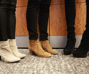 ankle boots, booties, and fashion image