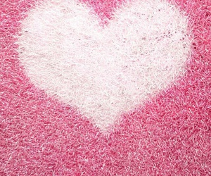 heart, pink, and love image