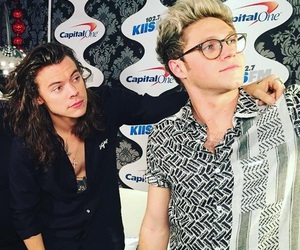 Harry Styles and niall horan image