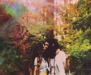 boho, travel, and hippie love image