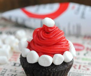 christmas, cupcakes, and cute image