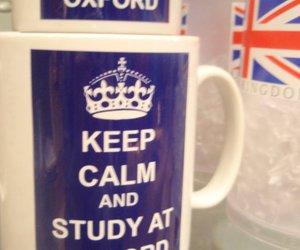 keep calm, uk, and mug image