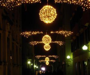 christmas, lights, and citylights image