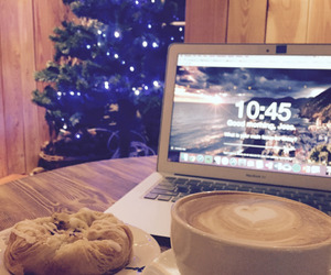 christmas tree, motivation, and study image