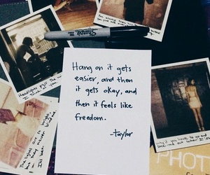 Taylor Swift, quote, and 1989 image