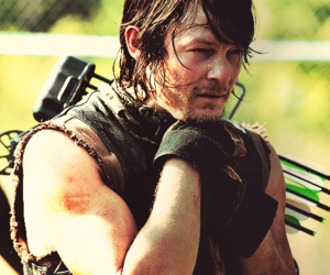 twd, boy, and daryl image