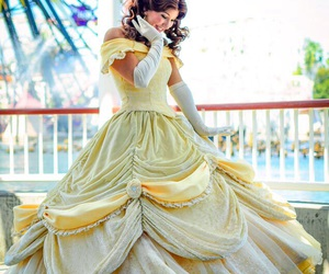 disney, face character, and belle image