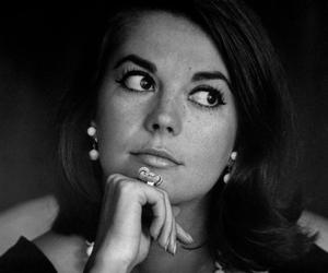 natalie wood, vintage, and actress image
