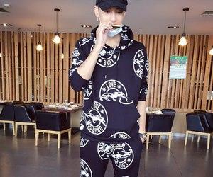 exo, k-pop, and huang zitao image