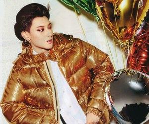 exo, k-pop, and tao image
