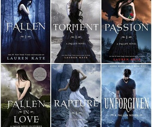 books, fallen, and unforgiven image