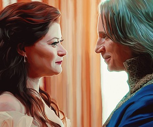 belle and rumple image
