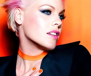 pink, P!nk, and covergirl image