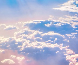 beautiful, colorful, and sky image