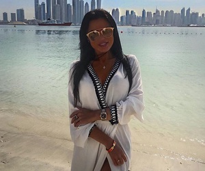 babe, Dubai, and beach image