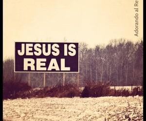 jesus, god, and real image
