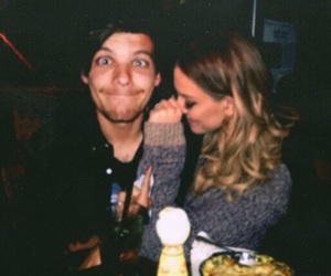 louis, perrie, and little mix image
